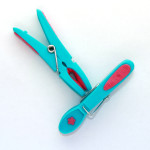 Clothing Laundry Pegs Blue Pink