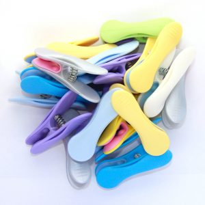 Clothing Laundry Pegs Mixed Colours