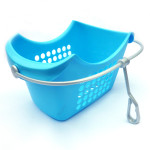 Clothing Peg Basket Blue